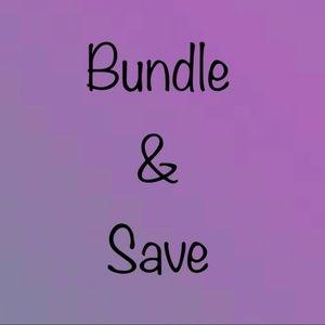 💰 Bundle and Save 💰